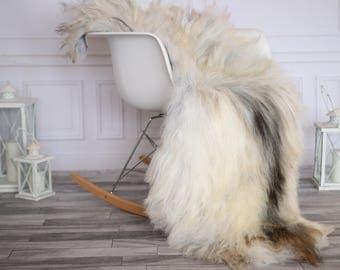 Icelandic Sheepskin | Real Sheepskin Rug | I Gray Sheepskin Rug | Fur Rug | Christmas Decorations #novisl5