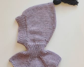 KNITTING PATTERN - Lillan Hat