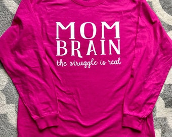 Mom Brain The Struggle Is Real