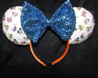 Nerd Minnie Ears