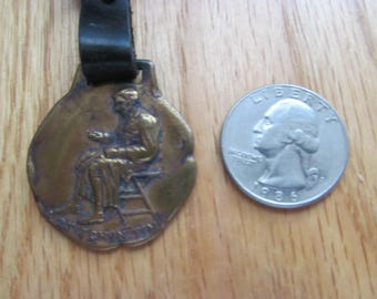 Vintage Advertising Belt Fob-A.E.Anderson & Co. Tailors