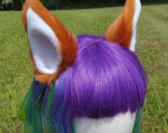 Fox Ears and Tails Available in 4 colors