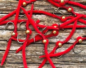 San Juan Worms Red