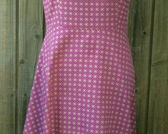 Victoria Fit and Flare Style Dress Size 10