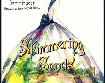 Shimmering Sands w/ Super Sexy - Summer 2017 Collection - Pheromone Enhanced Perfume for Women - Love Potion Magickal Perfumerie