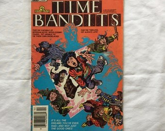 TIME BANDITS Vol 1, No 1 (Comic Book)