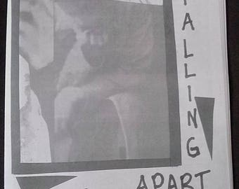Falling Apart: A Zine on Death, Grief, Mourning & Loss