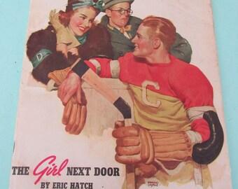 Vintage Liberty Magazine March 9, 1940 Free Shipping