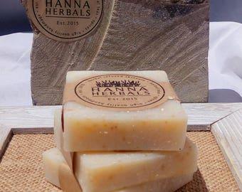 Oatmeal Soap For Babies - Sensitive Skin Soap - Soothing Skin Soap - Gentle Soap