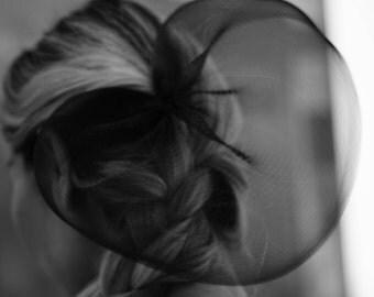 Mesh Hair Accessory