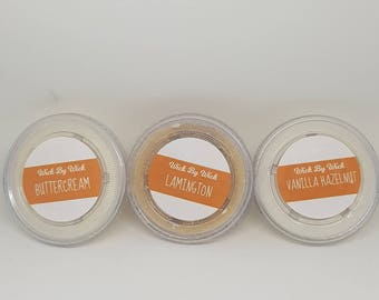 Soy Wax Melt Shots Assorted - 21 Different Scents