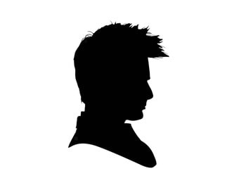 Dr Who Tenth Doctor Vinyl Decal Sticker