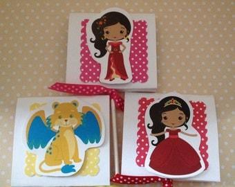 Princess Elena of Avalor Party Lollipop Favors - Set of 10