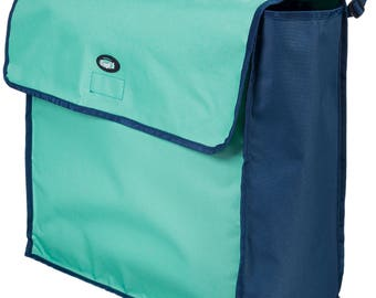 Green/Sea Glass Horse Blanket/Turnout Storage Bag - Tough 1 - Personalized/Monogrammed