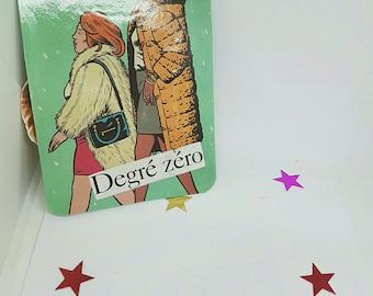Zero degree bookmark