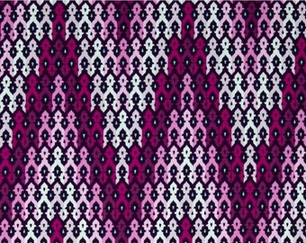 Tula Pink Chipper The Wanderer Raspberry; 1/2 yard cotton woven fabric