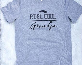 Grandpa T-shirt, Best Grandpa Ever, Grandpa Shirt, Fishing Grandpa, Grandpa Gift, Fisherman Grandpa, Fishing Shirts, Fishing Apparel, Papa
