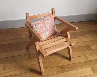Chair child vintage