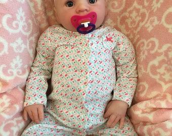 Reborn Jessie Newborn 0-3 month size doll