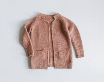 Fluffy cardigan | Etsy
