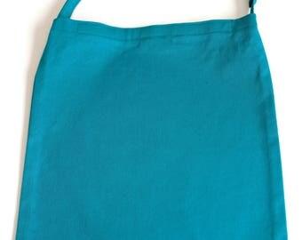 Catheter Bag Cover | Catheter Tubing Cover | Urine Bag Cover | Wheelchair Bag | Catheter Bag Holder | Drainage Bag Cover | TURQUOISE GREEN