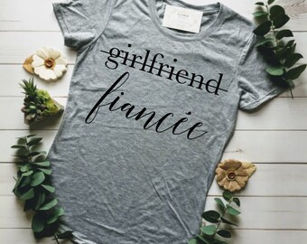 MARRIED AF, Just Married Shirts, Fiance Shirt, Married Af Shirt, Engaged Af, Fiance, Girlfriend Fiance Shirt, Honeymoon Shirt, Engaged Shirt