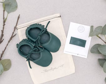 DEEP SPRUCE    mary jane moccasin