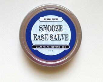 Sleep Balm, Sleep Help, Sleep Aid Gift, Sleep Salve, Lavender Salve, Calm Balm, Insomnia Relief, Relaxation Gift, Mindfulness Gift, Herbal