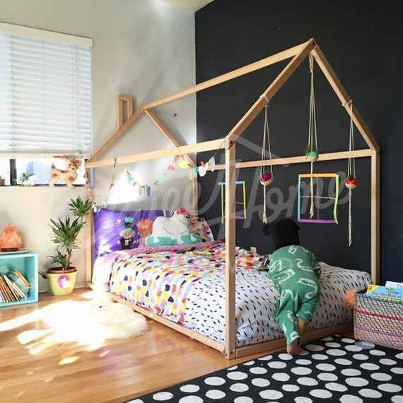 Like this item? & Toddler bed house bed tent bed children bed wooden house