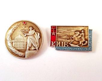 Badges Set Metal badges Soviet military Soldiers pin Soviet award badge Military pin Soviet army Pins Set Communism Soviet pin Made in USSR
