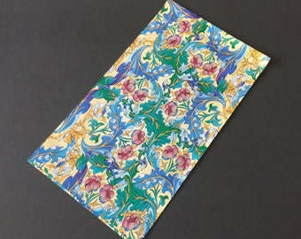 50 6x9 Designer Poly Mailers Multi Color Paisley Blue Pink Self Sealing Envelopes Shipping Bags