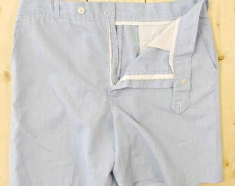 Vintage 1980's CHRISTIAN DIOR MONSIEUR Shorts / James Bond Dr. No / Retro Collectable Rare