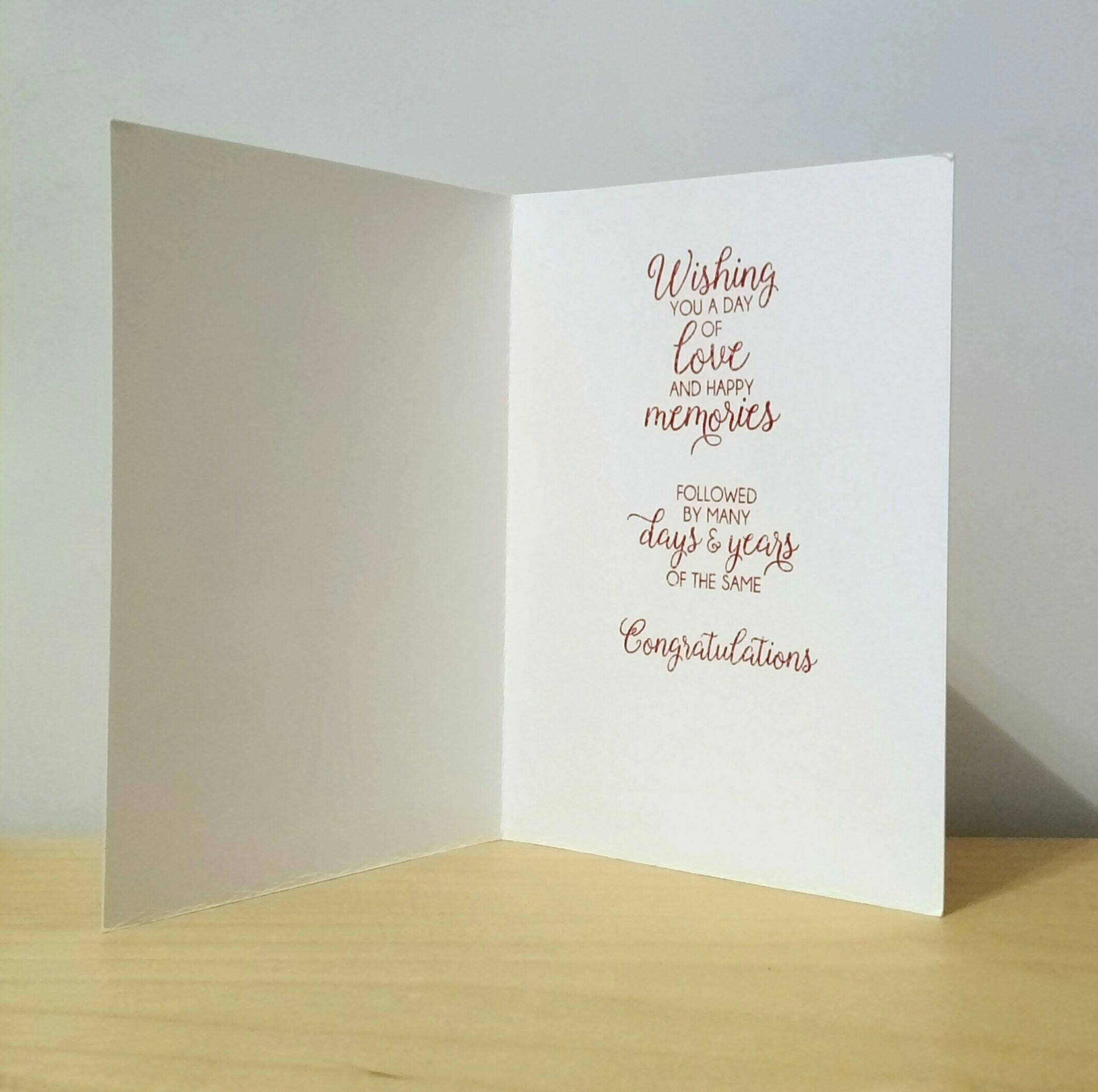 wedding card wedding gift stampin up card bridal shower card bridal shower