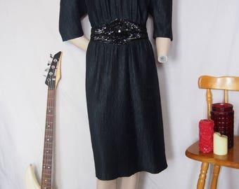 Size 12-14AU 80s party dress