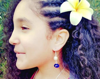 Czech crystal earrings