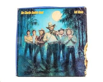 The Charlie Daniels Band - Full Moon - Vinyl Album