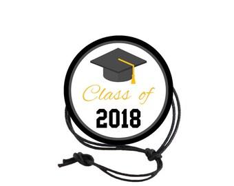 Graduation Napkin Ring - Grad Cap (Qty:10)