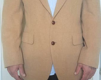 Vintage Sandhurst Club Sports Coat, 44L