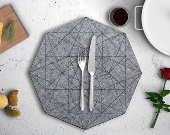 Diamond Placemat