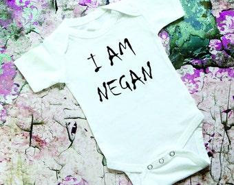 I am Negan Bodysuit