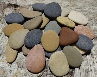Etsy studio for Where to buy flat rocks for crafts