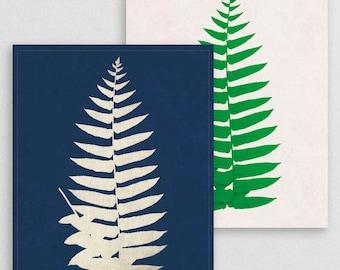 Classic Fern VI- Botanical Decor- Botanical Gifts- Prints for Decor- Botanical Art- Ferns- Nature -Vintage -Vintage Prints -Vintage Art