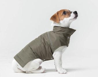 JACK RUSSEL TERRIER warm vest, warm vest, winter vest, clothes for dog, vest for dog, dog, dog wear, gift, dog clothes