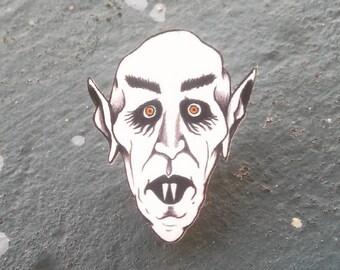 Broche de Nosferatu