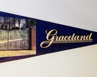 Graceland - Vintage Pennant