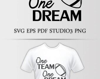 Football Shirt Design SVG, Football Team jersey design, DIY Team Jerseys, SVG file for Cricut, Digital file for Silhouette