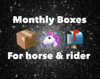 SUBSCRIPTION BOX DECEMBER!! Monthly Box, Surprise Box
