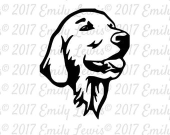 dog svgs - dog cut files - dog svg files - dog svg - dog decals - svg cut - cameo - cricut files - animal decals - dog clipart - lab svgs