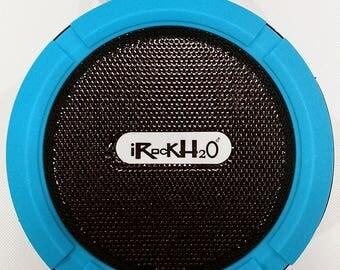 Bluetooth water proof portable shower speaker, wireless speaker, jogging speaker