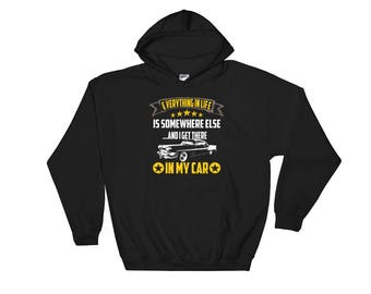 1958 Pontiac Bonneville Awesome Print Hoodie With Saying Best Saying Pontiac Dad Coolest Hoodie